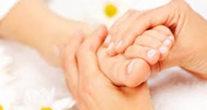 Un massage des pieds, quoi de plus réparateur!