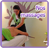 Nos massages