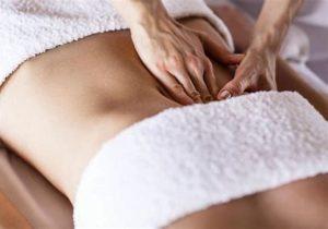 NOUVEAU: massage du ventre